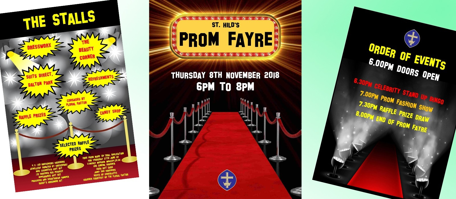 Supporting image for Year 11 Prom Fayre