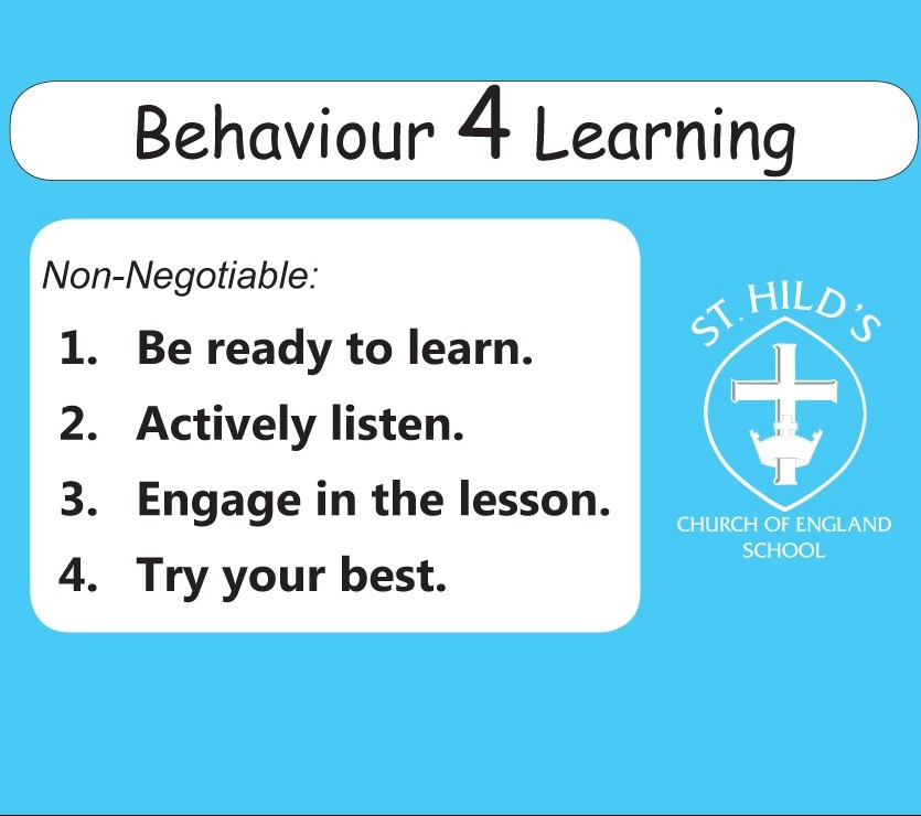 Image for Important Changes to our Behaviour 4 Learning Approach