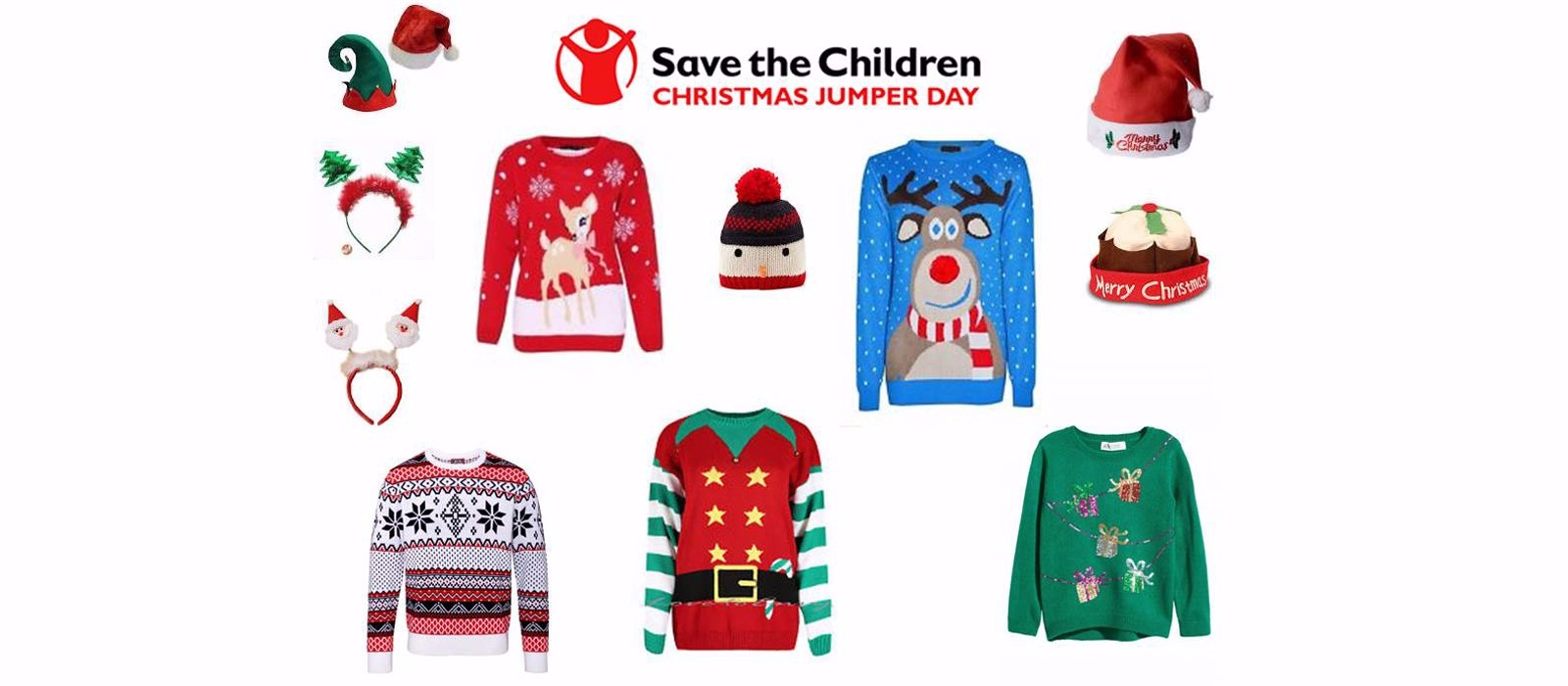 Supporting image for Save the Children - Christmas Jumper Day Support