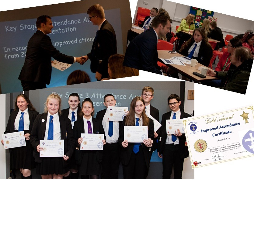 Image for Key Stage 3 Improved Attendance Awards