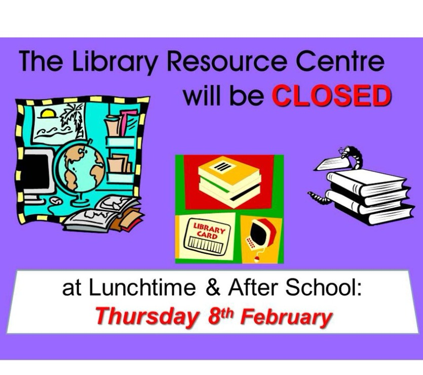 Image for Library Resource Centre Closure