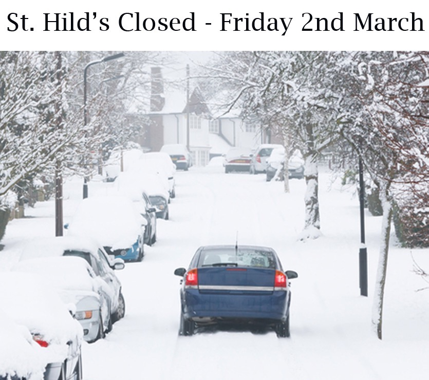Image for Bad Weather School Closure - Friday 2nd March