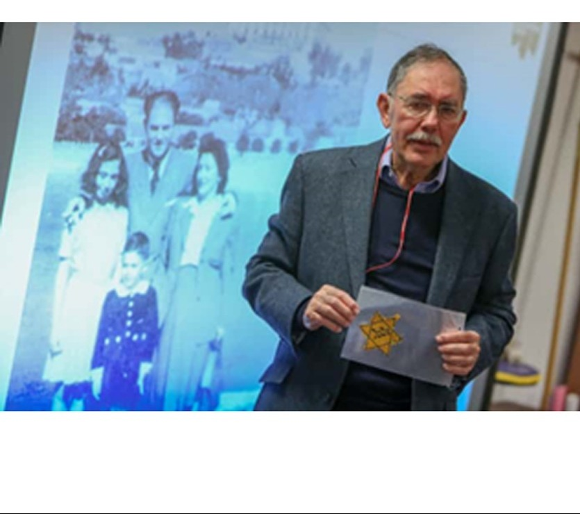 Image for St. Hild's pupils meet Holocaust Survivor