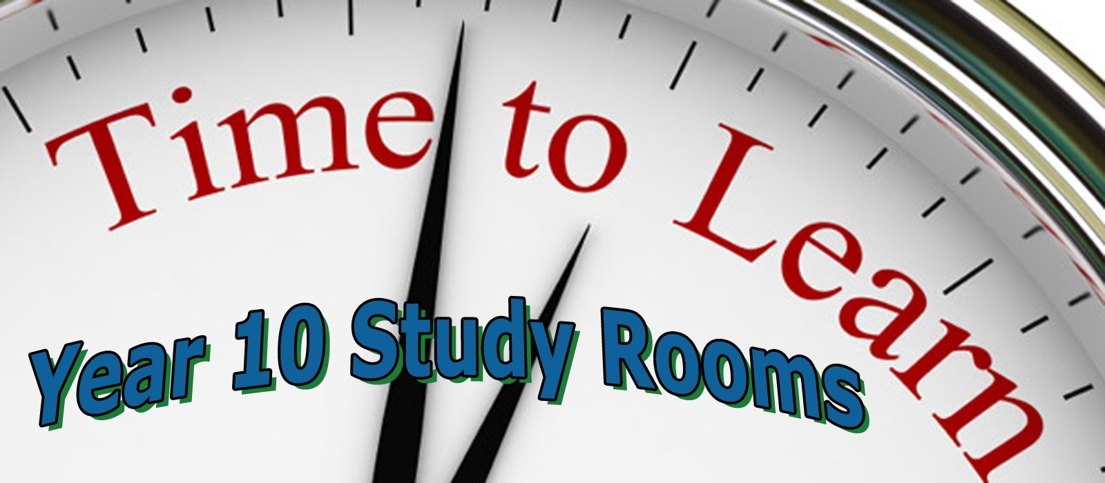 Supporting image for Year 10 Study Rooms