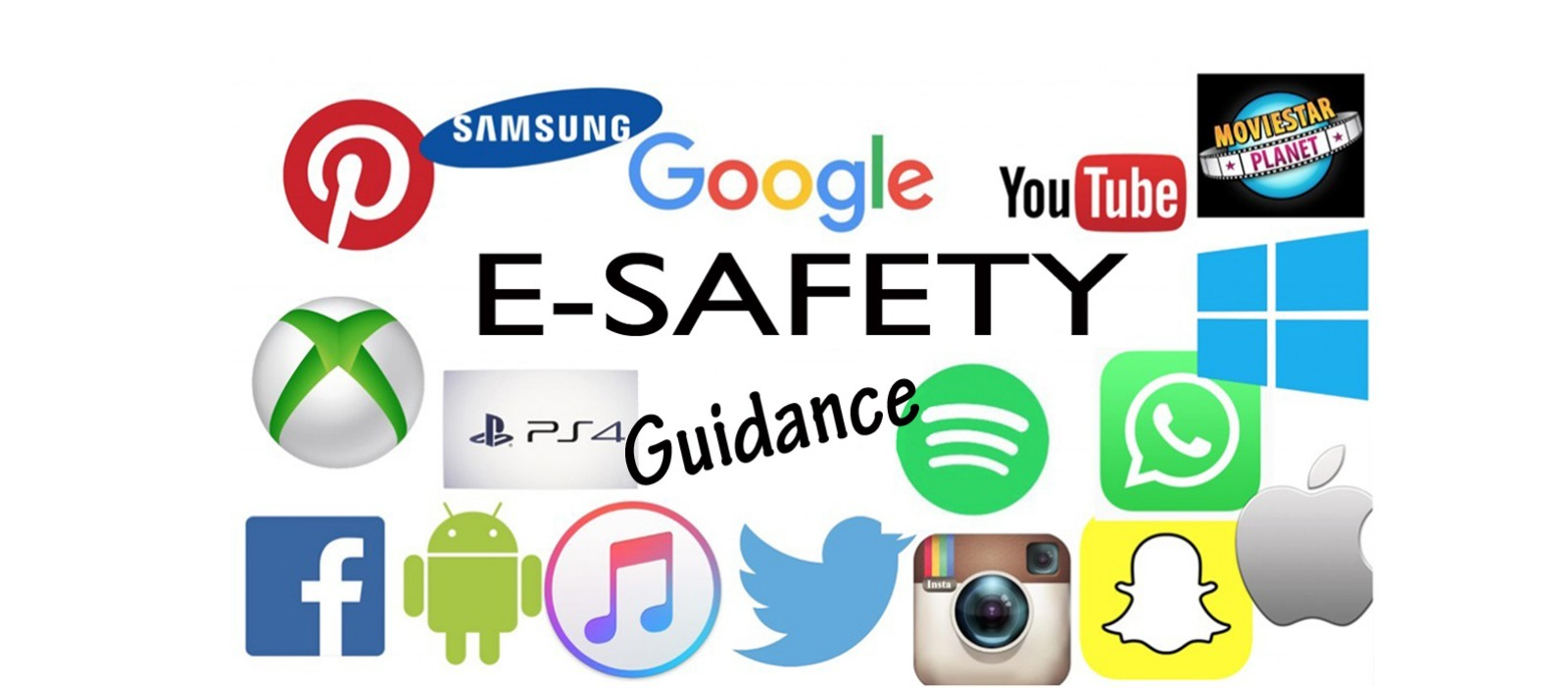 Supporting image for E-Safety Image Banner