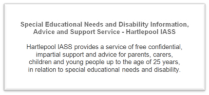 Hartlepool Advice and Support